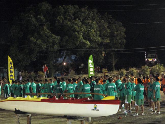 Plus de 1 000 athlètes marquisiens sont attendus pour ces jeux