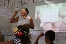 A Huahine, les élèves sont entrés dans l'ère du numérique