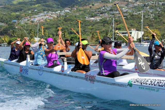 -Les concurrentes péruviennes ont bien l'intention de faire parler d'elles et bien entendu de revenir l'année prochaine pour le hawaiki nui et les championnats du monde