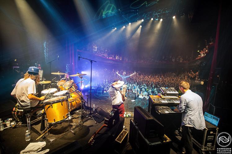 Jeune révélation du reggae, Naâman était sur la scène de l'Olympia le 29 septembre dernier.