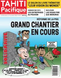 Tahiti Pacifique explore la réforme de la PSG