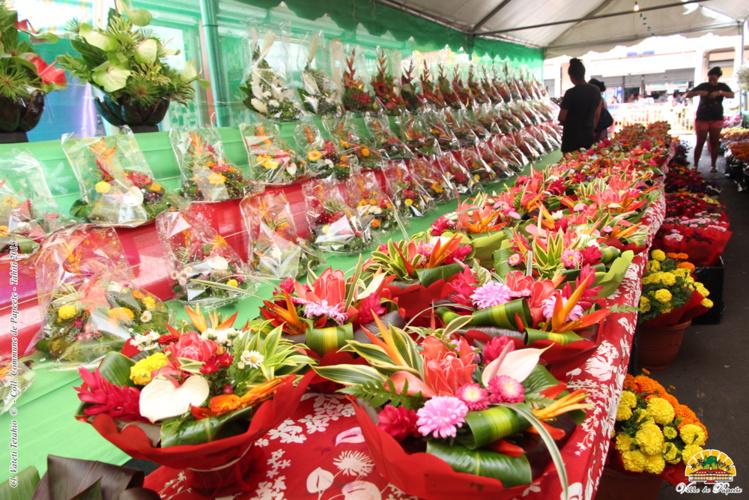 Les Floralies de Papeete s'organisent