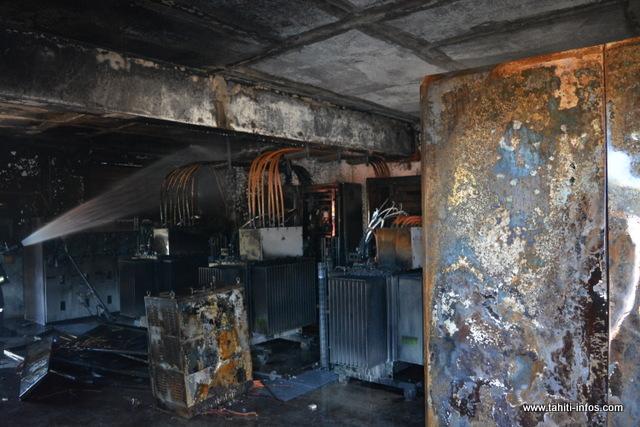 Incendie Carrefour Punaauia: le magasin restera fermé au moins cette semaine