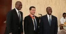 """Le Premier ministre français surnommé """"Valls l'Africain"""" par son homologue ivoirien"""