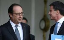 """Hollande entend rester """"le patron"""""""