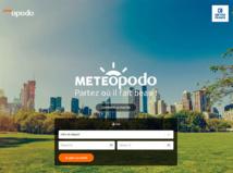 Lancement de MétéOpodo, un site pour choisir sa destination selon la météo
