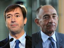 Air France-KLM passe sous le contrôle de Jean-Marc Janaillac (droite) et Franck Terner.