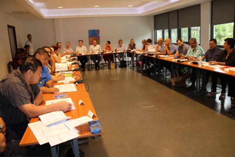 Conseil d'évaluation des établissements pénitentiaires de la Polynésie