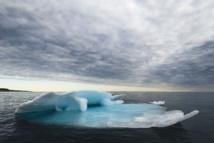 Une tonne d'émissions de CO2, trois mètres carré de glace arctique s'évaporent