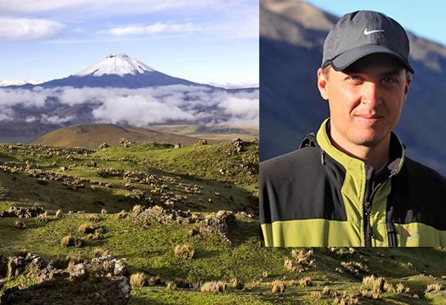 Olivier Dangles est directeur de recherches à l'Institut de Recherche pour le Développement (IRD)