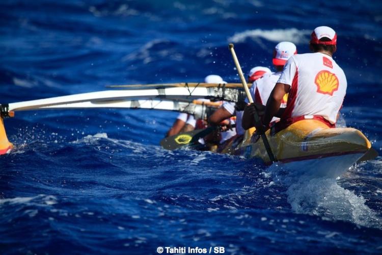Shell Va'a aura tout de même réussi une belle saison 2016
