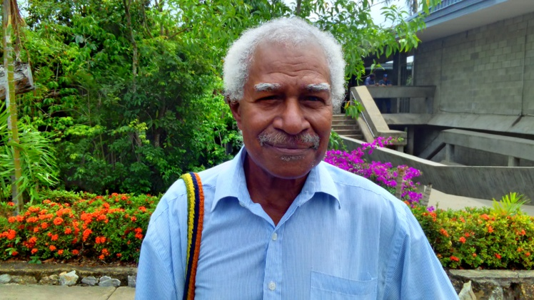 Inédit à Tahiti : Russell Soaba, le premier écrivain Papou