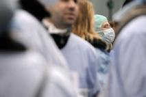 """Les infirmiers et autres personnels hospitaliers en grève mardi pour crier leur """"ras-le-bol"""""""