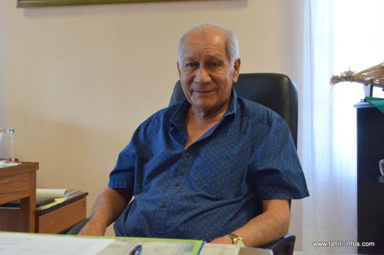 Le maire de Paea veut se faire entendre au sein du Tapura