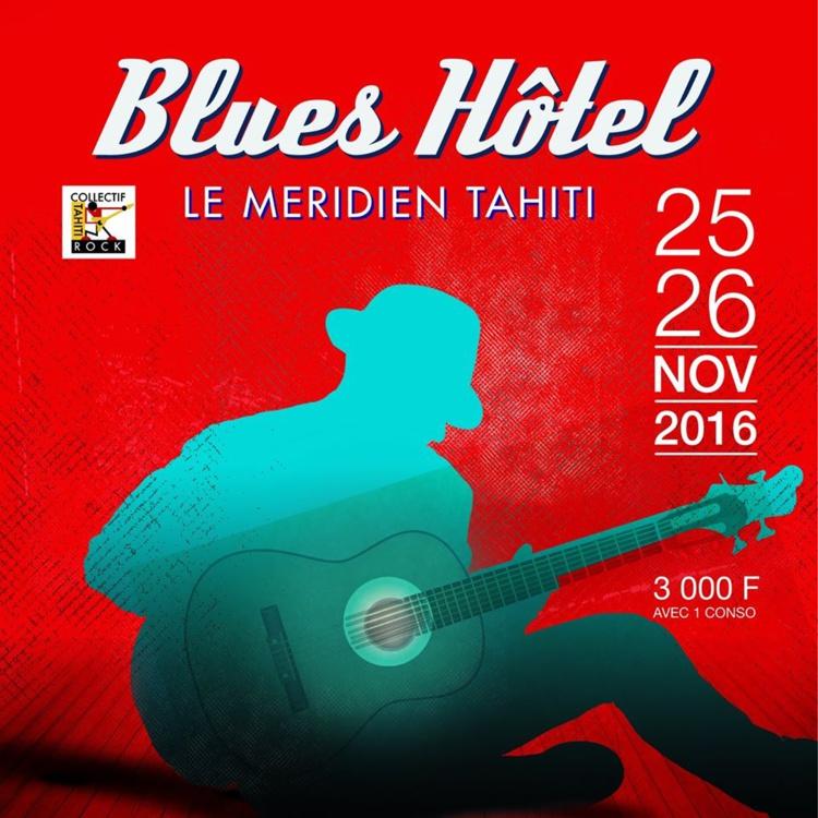 """""""Blues Hôtel"""" : deux concerts exceptionnels avec Gaëlle Buswel et Honeymen"""