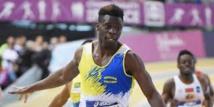 Le sprinteur Toumany Coulibaly de nouveau interpellé pour un vol