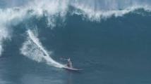 Surf Big Wave à Hawaï: la Française Justine Dupont vice-championne du monde