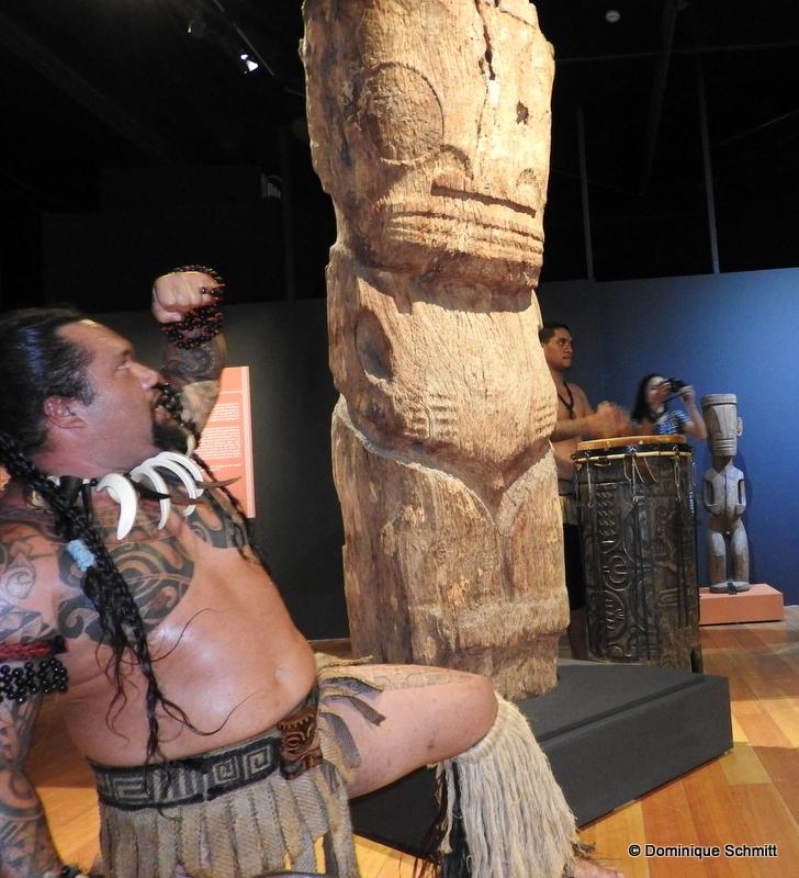 "La grande exposition ""Tiki"" est ouverte jusqu'au 19 mars 2017."