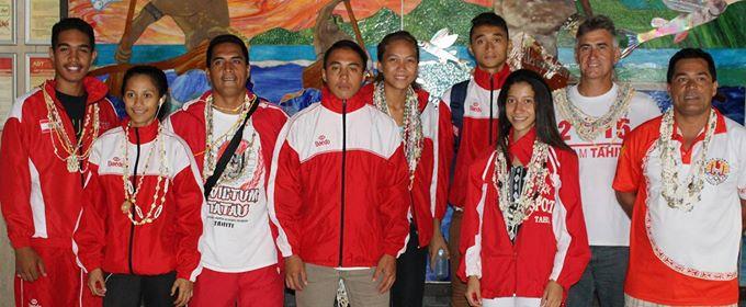 Taekwondo : La Team Tahiti aux championnats du monde au Canada