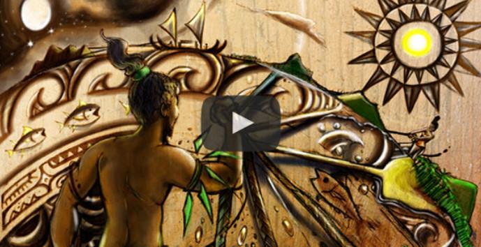 Le logo d'Air Tahiti expliqué en vidéo