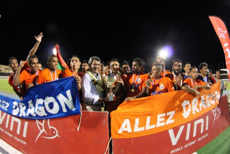 Dragon s'était qualifié pour la Coupe de France en battant Vénus 3-2