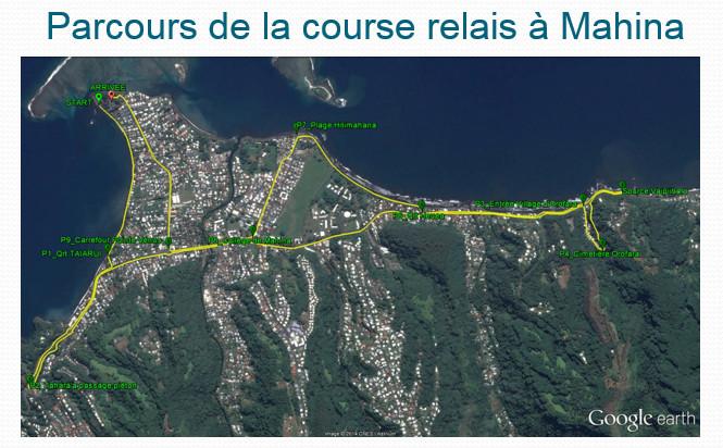"""""""Cours pour elles"""" à Mahina, une course pour sensibiliser à la bonne cause"""