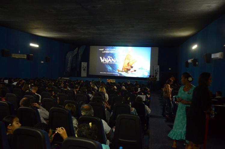 Avant première: Vaiana, le nouveau Disney vu et approuvé en Polynésie