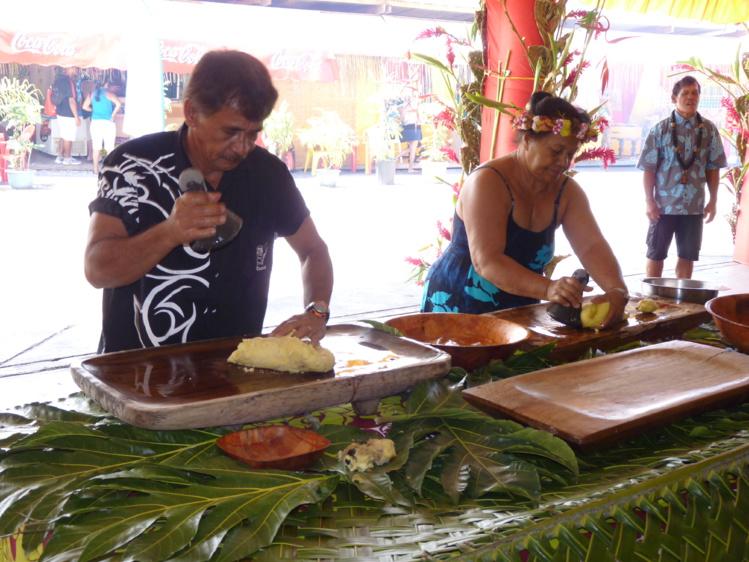 85 artisans marquisiens à découvrir à Aorai Tini Hau