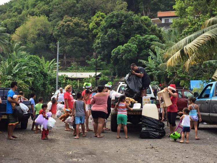 Natalia Germain, la Mère Noël des enfants de quartiers
