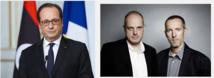 """Hollande et les journalistes: la justice enquête sur la fuite d'un document """"confidentiel défense"""""""