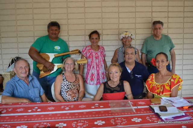 Les membres du milieu associatif qui soutiennent le projet