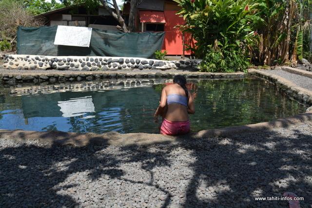 : Les familles de Hotuarea ne peuvent plus profiter tranquillement de la source, le week-end.