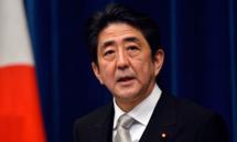 Le Premier ministre japonais défend mordicus le TPP, malgré les propos de Trump