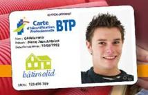 Contre la fraude au travail détaché, mise en place progressive d'une carte professionnelle du BTP
