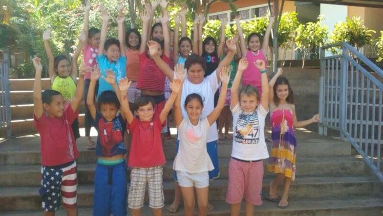 Fa'a'a : les CE2 de Saint-Hilaire reprennent Shakira pour promouvoir leur école