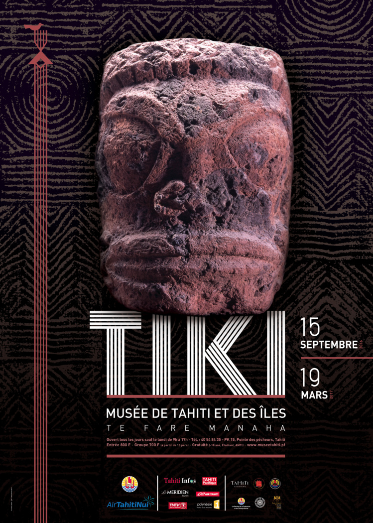 "Exposition ""Tiki"" : Ùu, massue"