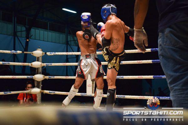 Tuuhia vs Rajat, un autre combat au Top