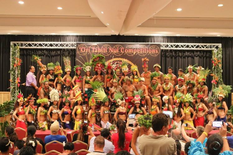 Plus de 350 artistes ont participé à ces rencontres internationales.