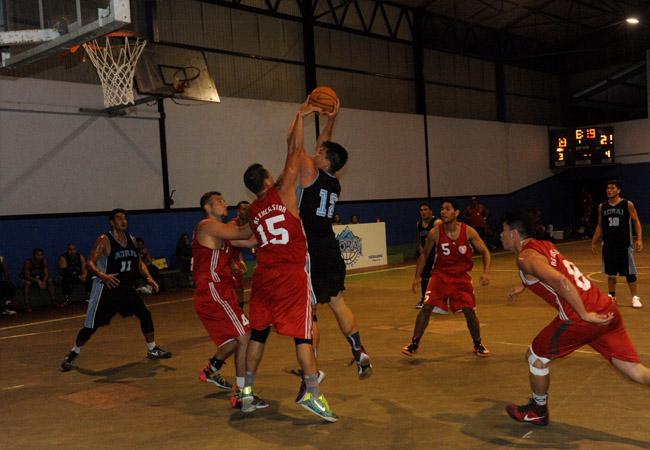 Basket : Excelsior s'impose au bout du suspense face à Aorai lors de la 5ème journée.