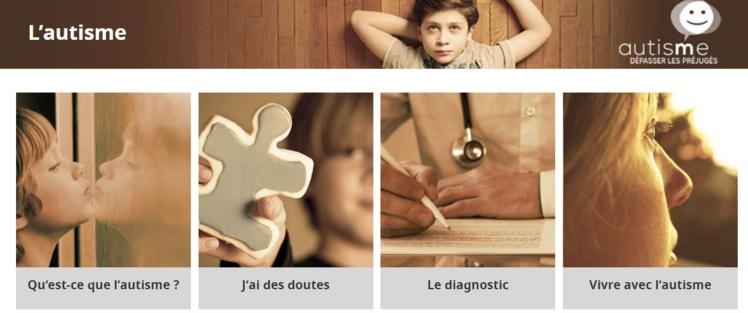 """Autisme: un site internet national pour informer et """"dépasser les préjugés"""""""