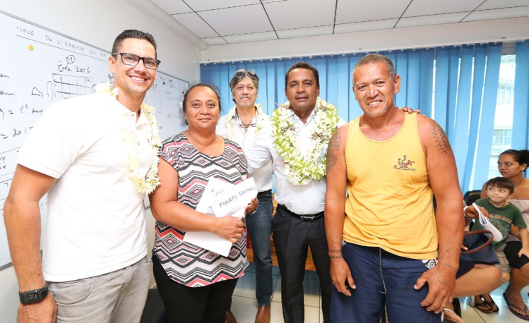 OPH : 12 familles ont reçu les clés de leur fare