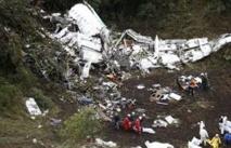 Crash d'avion en Colombie: l'hypothèse d'une panne de carburant étayée par les éléments techniques