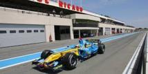 Le Grand Prix de France de retour au calendrier de la F1 en 2018 au Castellet