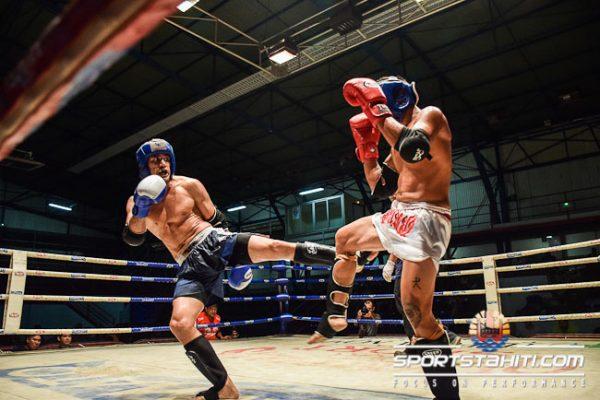 Teva Paulet a remporté un combat difficile samedi dernier