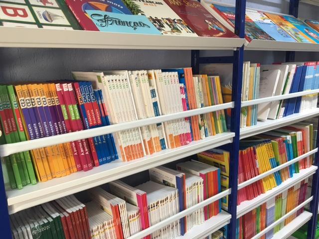 Portes ouvertes aux Etablissements d'achats groupés: des livres scolaires à -50%
