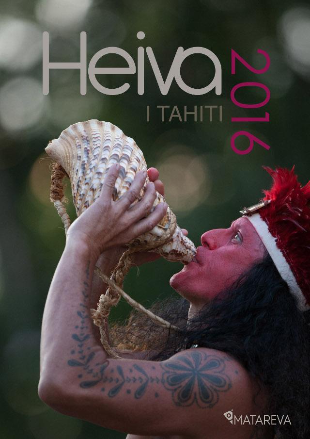 La revue de Matareva  sur le Heiva i Tahiti 2016 est sortie
