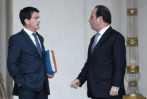 2017: Valls annonce sa candidature lundi soir, fin de partie imminente au gouvernement