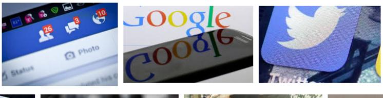 "Facebook, Microsoft, Twitter et YouTube s'allient pour identifier les ""contenus terroristes"""