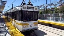 Menace anonyme d'attentat contre le métro de Los Angeles, sécurité renforcée