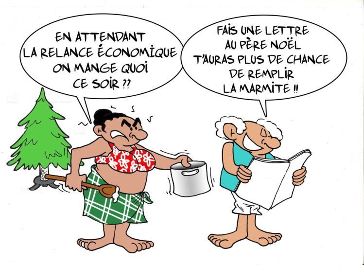 """"""" La lettre au Père Noël """" par Munoz"""